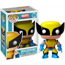 Marvel Comics POP! Vinyl Bobble Head Wolverine 10 cm