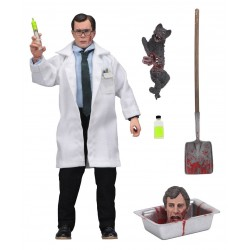 Re-Animator figurine Retro Herbert West 20 cm
