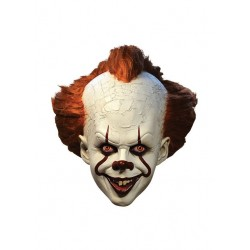 « Il » est revenu 2017 masque latex Pennywise Deluxe Edition