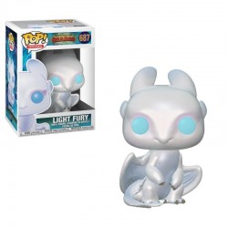 Dragons 3 POP! Vinyl figurine Light Fury 9 cm