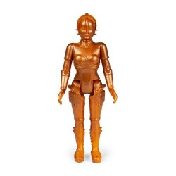 Metropolis figurine ReAction Maria (Gold) 10 cm
