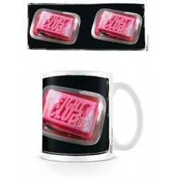 Fight Club mug Soap