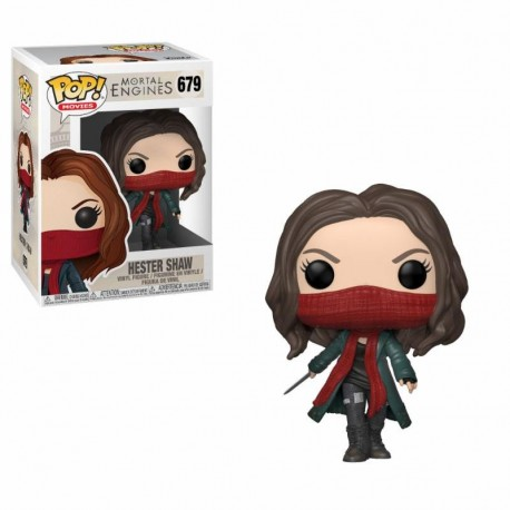 Mortal Engines POP! Movies Vinyl figurine Hester Shaw 9 cm