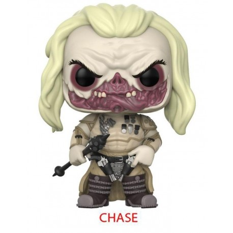 Mad Max Fury Road POP! Movies Vinyl figurine Immortan Joe Chase Version 9 cm