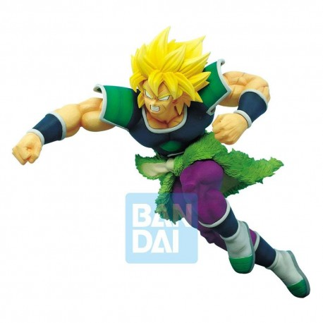 Dragonball Super statuette PVC Z-Battle Super Saiyan Broly 19 cm