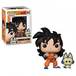 Dragonball Z Figurine POP! Animation Vinyl Yamcha & Puar 9 cm