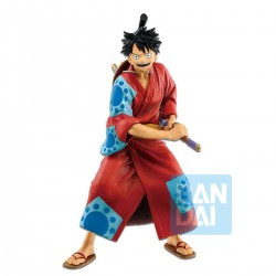 One Piece figurine Monkey D. Luffy Japanese Style 25 cm