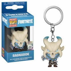 Fortnite porte-clés Pocket POP! Vinyl Ragnarok 4 cm