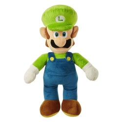 World of Nintendo peluche Jumbo Luigi 50 cm