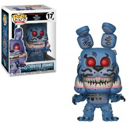 Five Nights at Freddy's The Twisted Ones POP! Books Vinyl Figurine Twisted Bonnie 9 cm