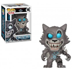 Five Nights at Freddy's The Twisted Ones POP! Books Vinyl Figurine Twisted Wolf 9 cm