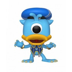 Kingdom Hearts 3 Figurine POP! Disney Vinyl Donald (Monsters Inc.) 9 cm