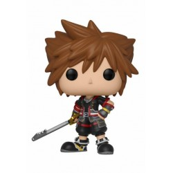 Kingdom Hearts 3 Figurine POP! Disney Vinyl Sora 9 cm