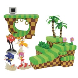 Sonic the Hedgehog assortiment Playset Dioramas