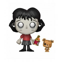 Don't Starve POP! Games Vinyl figurine Willow & Bernie 9 cm