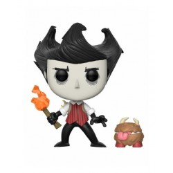 Don't Starve POP! Games Vinyl figurine Wilson & Chester 9 cm