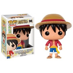 One Piece POP! Television Vinyl figurine Monkey D. Luffy 9 cm