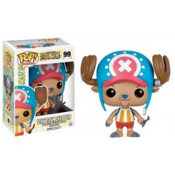 One Piece POP! Television Vinyl figurine Tony Tony Chopper 9 cm