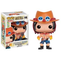 One Piece POP! Television Vinyl figurine Portgas D. Ace 9 cm