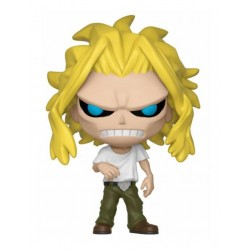 My Hero Academia Figurine POP! Animation Vinyl All Might (Weakened) 9 cm