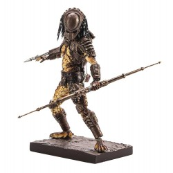 Predator 2 figurine 1/18 City Hunter Previews Exclusive 11 cm