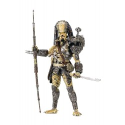 Predator 2 figurine 1/18 Elder Predator Previews Exclusive 11 cm