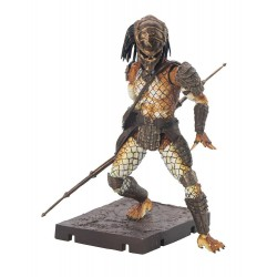 Predator 2 figurine 1/18 Stalker Predator Previews Exclusive 11 cm