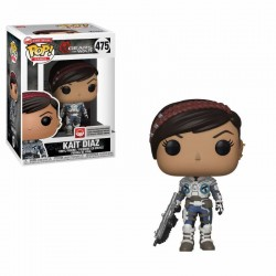 Gears of War POP! Games Vinyl Figurine Kait 9 cm