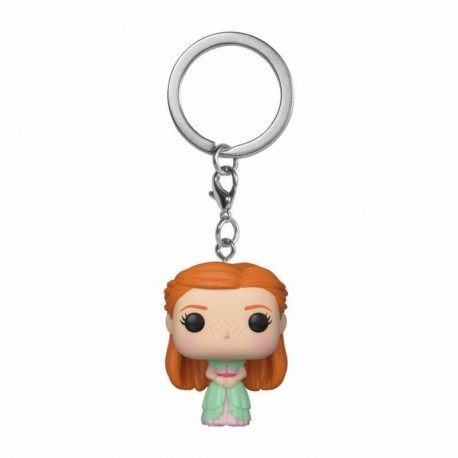 Harry Potter Porte Cl 233 S Pocket Pop Vinyl Ginny Yule 4