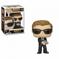 Men in Black 4 Figurine POP! Movies Vinyl Agent H 9 cm