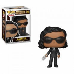 Men in Black 4 Figurine POP! Movies Vinyl Agent M 9 cm