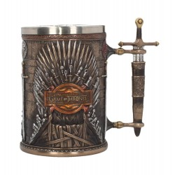 Game of Thrones chope Iron Throne
