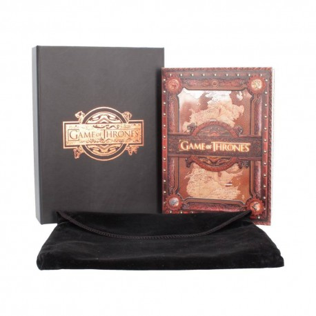 Game of Thrones journal Seven Kingdoms 17,5 x 14,5 cm