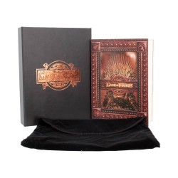 Game of Thrones journal Iron Throne 17,5 x 14,5 cm