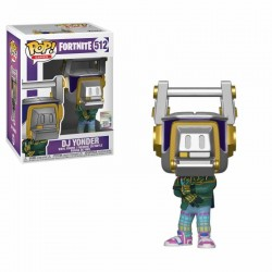 Fortnite Figurine POP! Games Vinyl DJ Yonder 9 cm