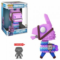 Fortnite Figurine Super Sized POP! Games Vinyl Loot Llama 25 cm