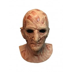 La Revanche de Freddy masque latex Deluxe Freddy Krueger