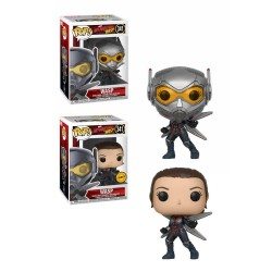 Ant-Man and the Wasp POP! Movies Vinyl figurine Wasp 9 cm