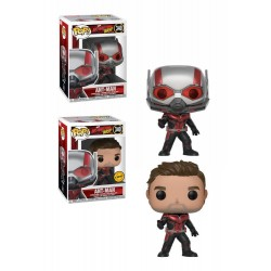 Ant-Man and the Wasp POP! Movies Vinyl figurines Ant-Man 9 cm
