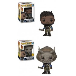 Black Panther Movie POP! Movies Vinyl figurine Killmonger 9 cm
