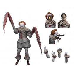 « Il » est revenu 2017 figurine Ultimate Pennywise (Dancing Clown) 18 cm