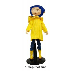 Coraline figurine Coraline in Raincoat 18 cm