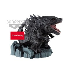Godzilla King of the Monsters statuette Deforme PVC A: Godzilla 9 cm