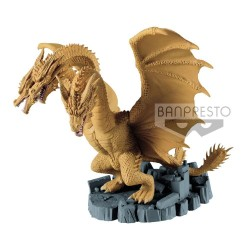 Godzilla King of the Monsters statuette Deforme PVC B: King Ghidorah 11 cm