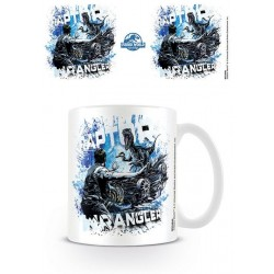 Jurassic World Fallen Kingdom mug Raptor Wrangler