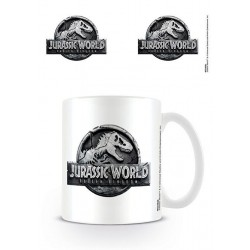 Jurassic World Fallen Kingdom mug Logo