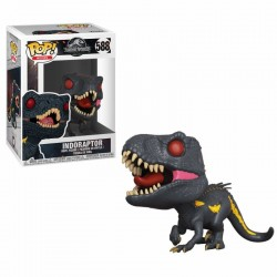 Jurrasic World 2 POP! Movies Vinyl figurine Indoraptor 9 cm