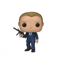 James Bond POP! Movies Vinyl figurine Daniel Craig (Quantum of Solace) 9 cm