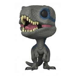 Jurrasic World 2 POP! Movies Vinyl figurine Blue (New Pose) 9 cm