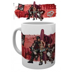 Borderlands 3 mug Troy and Tyreen